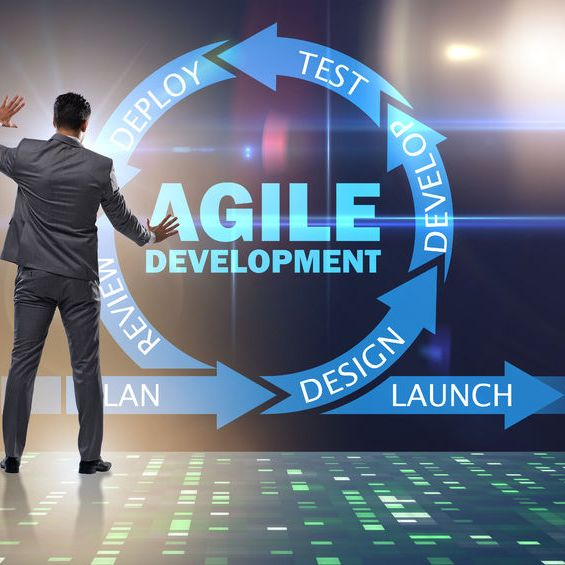 Agiles Coaching & SCRUM Management
